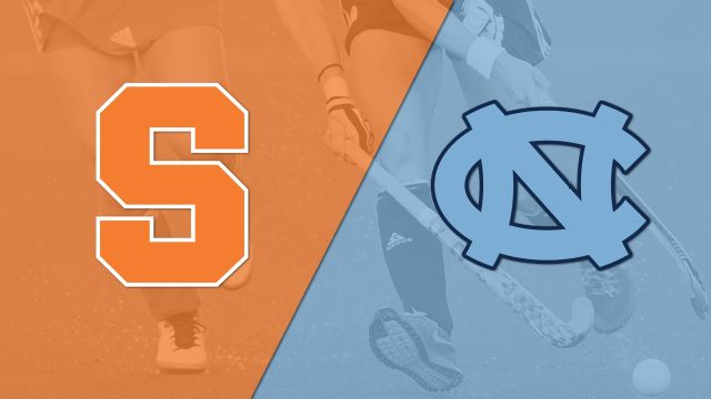 Syracuse vs. North Carolina (Field Hockey)