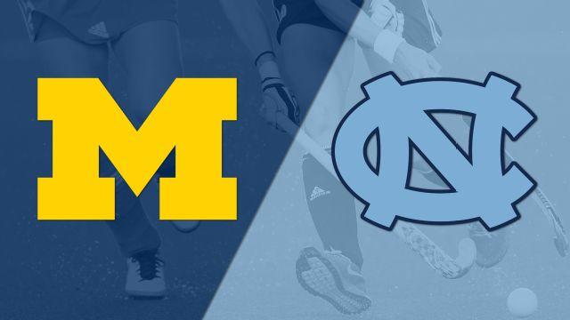Michigan vs. North Carolina (Field Hockey)