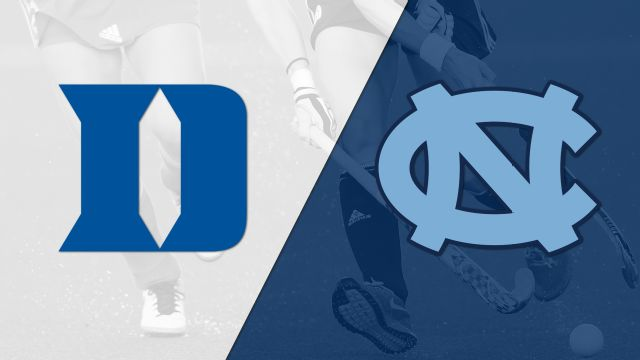 Duke vs. North Carolina (Semifinal) (ACC Field Hockey Championship)