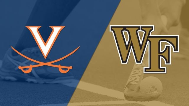 Virginia vs. Wake Forest (Semifinal) (ACC Field Hockey Championship)