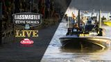 Bassmaster Elite at Lake Okeechobee