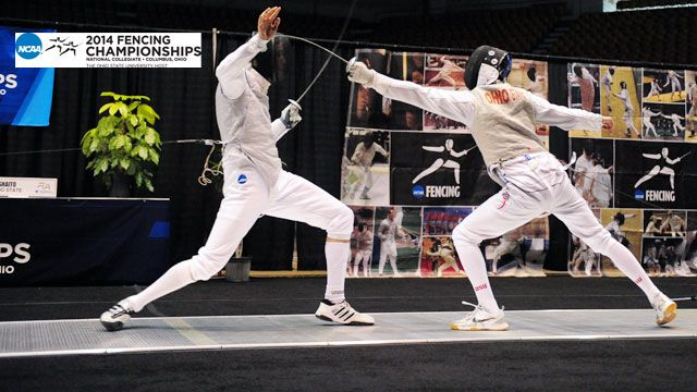 NCAA Fencing Championships presented by Northwestern Mutual (Men's Semifinals & Finals)