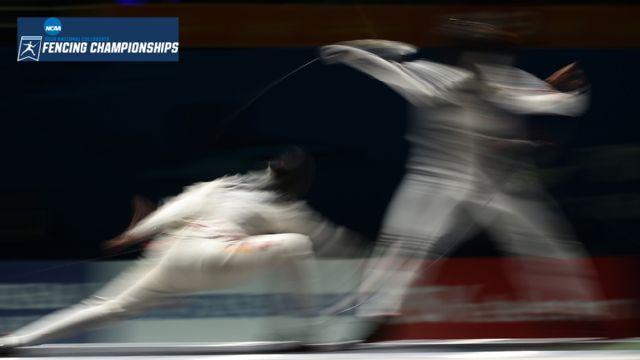 2016 NCAA Fencing Championship (Women's Semifinals & Finals)