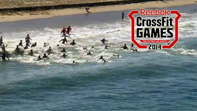 CrossFit Games: The Beach