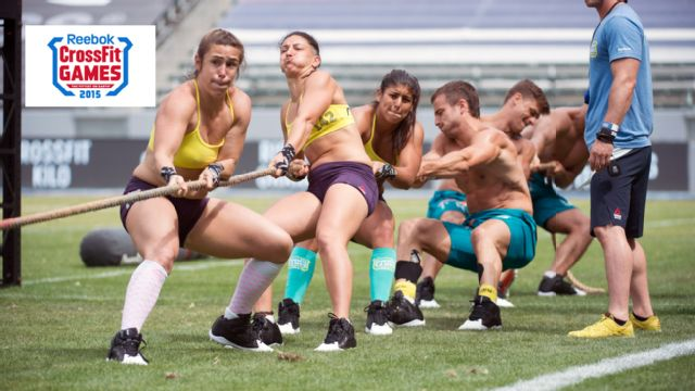 2015 Reebok CrossFit Games (Team and Individual Competition, Day 4)