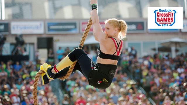 2015 Reebok CrossFit Games (Female Competition, Events 11 and 12)