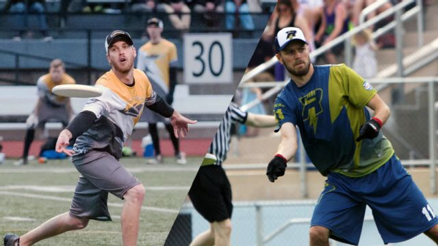 Pittsburgh Thunderbirds vs. Madison Radicals