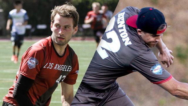 LA Aviators vs. San Diego Growlers