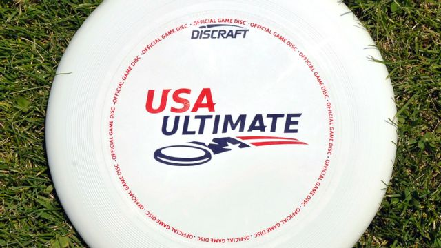 U.S. Open Ultimate Championships (Mixed Division Championship Game)