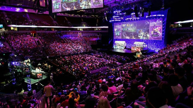 The International Dota 2 Championship Main Event: Grand Finals