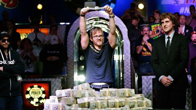 2014 World Series of Poker Presented by Gentleman Jack (Final Table)