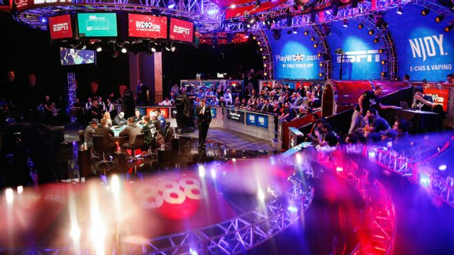 2015 World Series of Poker (Final Table)