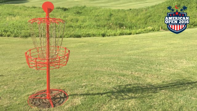 American Open 2016 (Disc Golf)