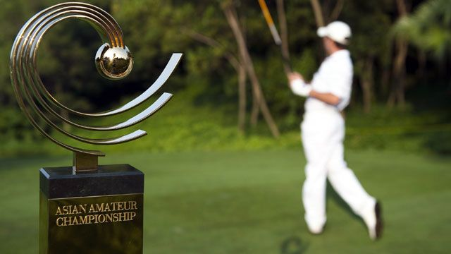 Asia-Pacific Amateur Championship (Second Round)