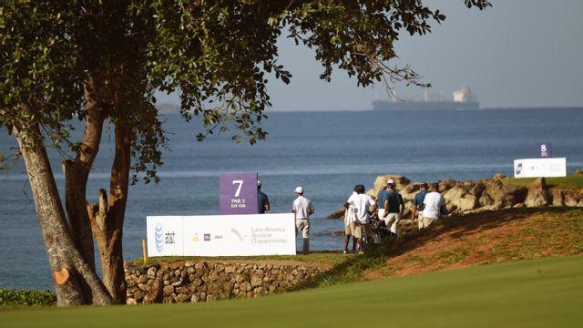 Latin America Amateur Championship (Third Round)