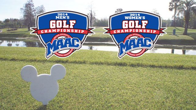 2014 Men's And Women's MAAC Golf Championships