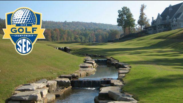 2015 SEC Women's Golf Championship