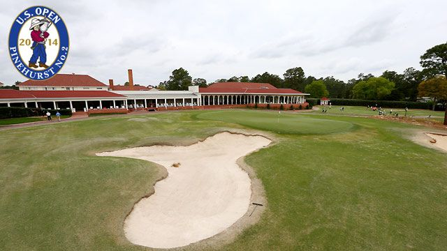 U.S. Open Golf Championship (Holes 9 & 18) (First Round)