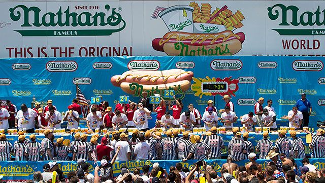 2014 Nathan's Famous Hot Dog Eating Contest