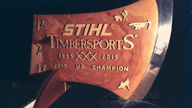 STIHL Timbersports USA Professional and Collegiate Championships (U.S. Pro Championships)