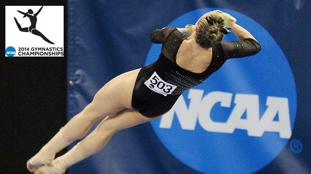 NCAA Women's Gymnastics Championships presented by Northwestern Mutual (Individual Event Finals)