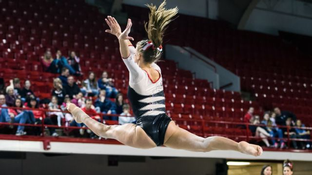 NC State vs. North Carolina (W Gymnastics)