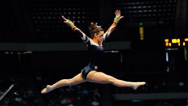 #9 Georgia vs. #7 Auburn (W Gymnastics)