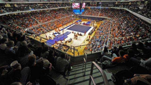 2015 NCAA Gymnastics Regional