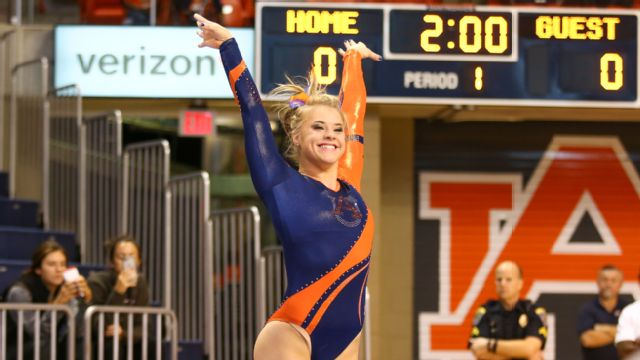 Alabama vs. Auburn (W Gymnastics) (re-air)