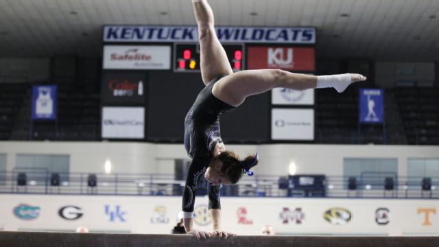 Missouri vs. Kentucky (W Gymnastics) (re-air)