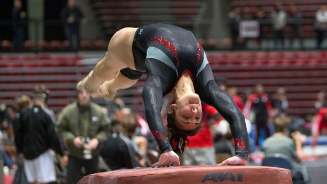 Western Michigan vs. Northern Illinois (W Gymnastics)