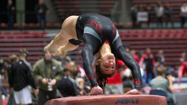 Western Michigan vs. Northern Illinois (W Gymnastics)