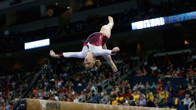 Florida vs. Alabama (Gymnastics) (re-air)