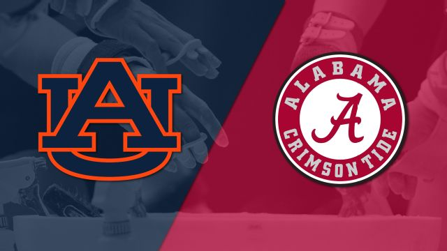 Auburn vs. Alabama (W Gymnastics) (re-air)