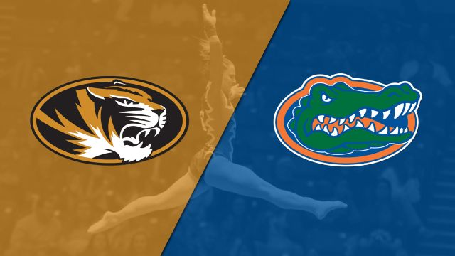 Missouri vs. Florida (W Gymnastics) (re-air)
