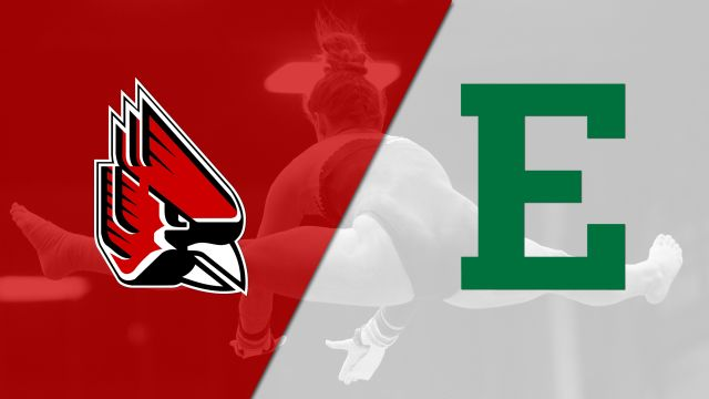Ball State vs. Eastern Michigan (W Gymnastics)