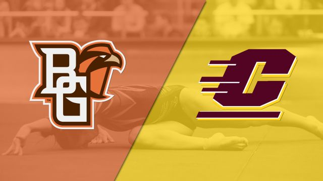 Bowling Green vs. Central Michigan (W Gymnastics)