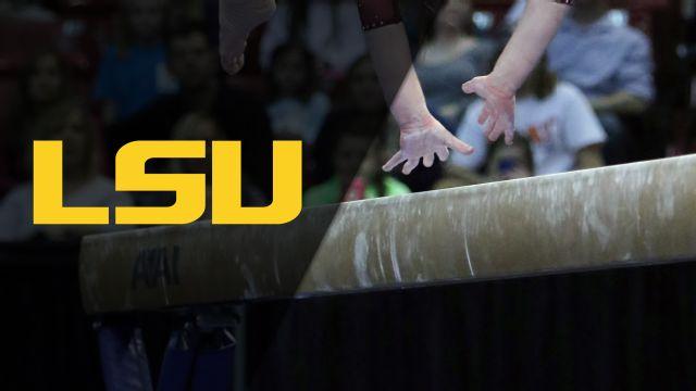 SEC Gymnastics Championship - LSU