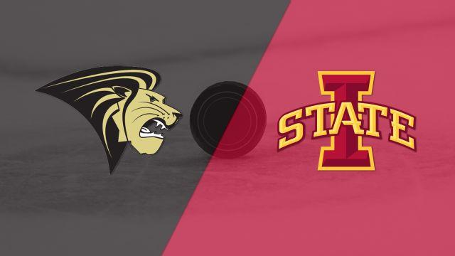 Lindenwood vs. Iowa State (M Hockey)