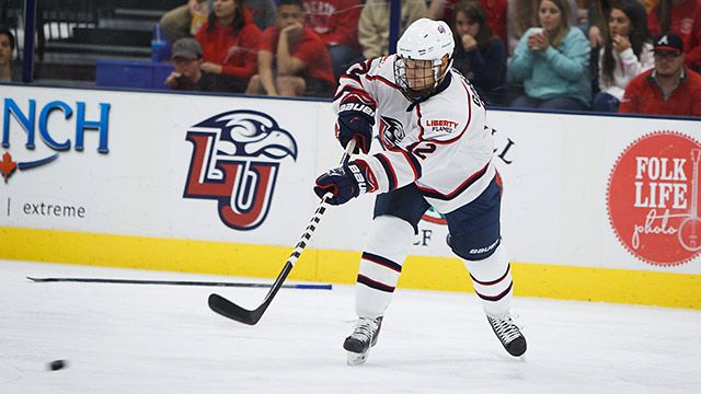 Arizona vs. Liberty (Club Hockey)