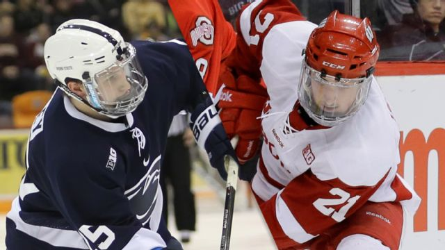 Penn State vs. Wisconsin (M Hockey)