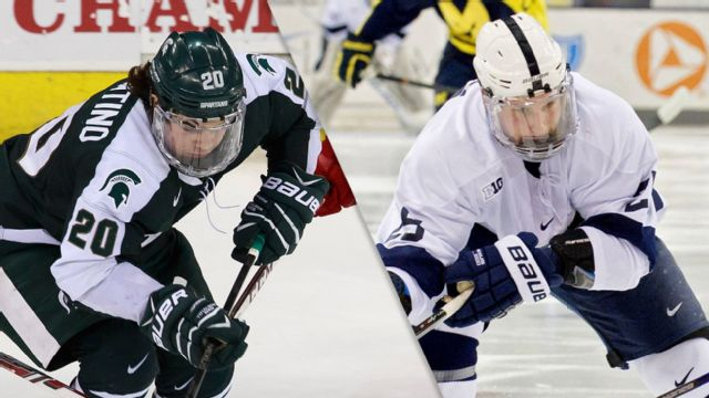 Michigan State vs. Penn State (M Hockey)
