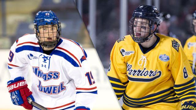 #10 Massachusetts-Lowell vs. Merrimack (M Hockey)