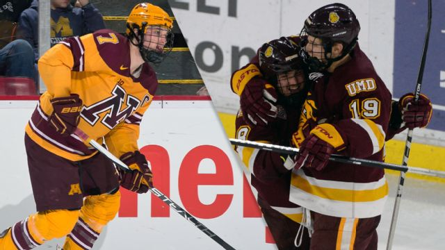 #3 Minnesota vs. #2 Minnesota Duluth (Northeast Regional Semifinal #2) (NCAA Men's Ice Hockey Championship)