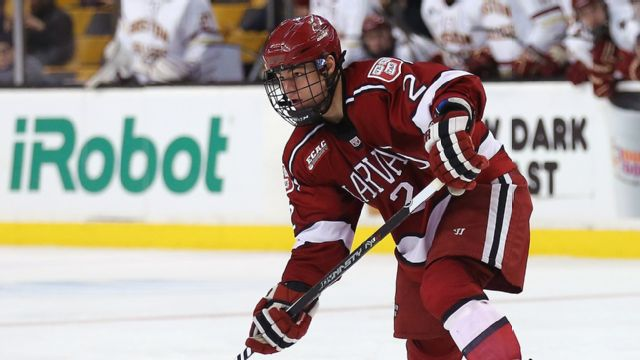 #3 Harvard vs. #2 Nebraska-Omaha (Midwest Regional Semifinal #2) (NCAA Men's Ice Hockey Championship) (re-air)