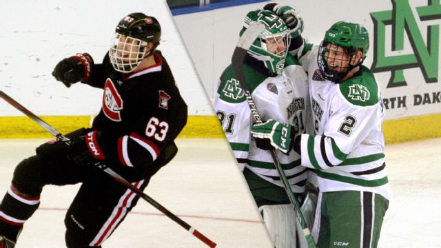 #3 St. Cloud State vs. #1 North Dakota (West Regional Final) (NCAA Men's Ice Hockey Championship)