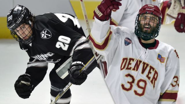 #4 Providence vs. #2 Denver (East Regional Final) (NCAA Men's Ice Hockey Championship)