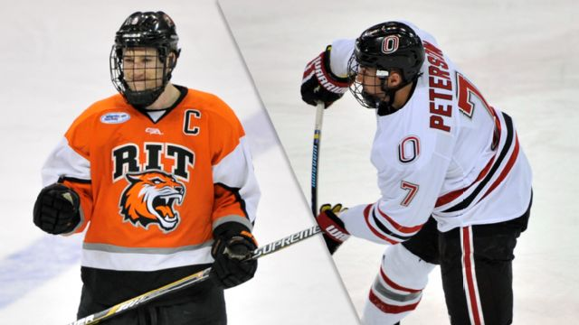 #4 RIT vs. #2 Nebraska-Omaha (Midwest Regional Final) (NCAA Men's Ice Hockey Championship)