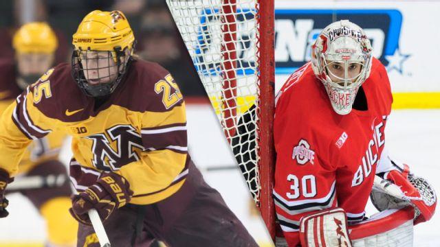 #15 Minnesota vs. Ohio State (M Hockey)