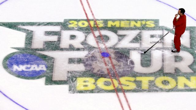 Multicam - Providence vs. #3 Boston University (Championship) (NCAA Men's Ice Hockey Championship)